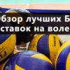 в каких БК делать ставки на волейбол