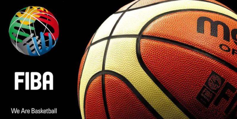 логотип и девиз FIBA